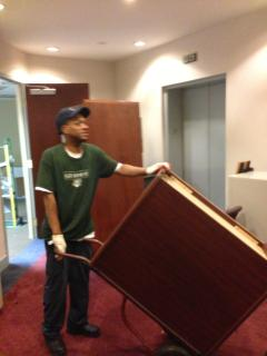 Falls Church moving storage