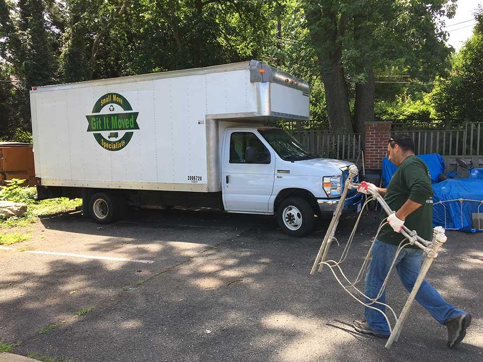 moving northern VA